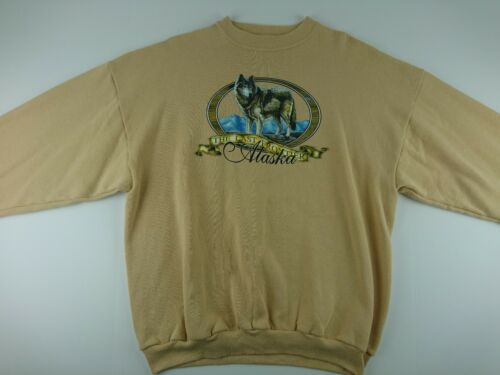 chiaro Frontier Vintage Marrone Uomo Last Tultex J2 Alaska The maglione t0UqRr0