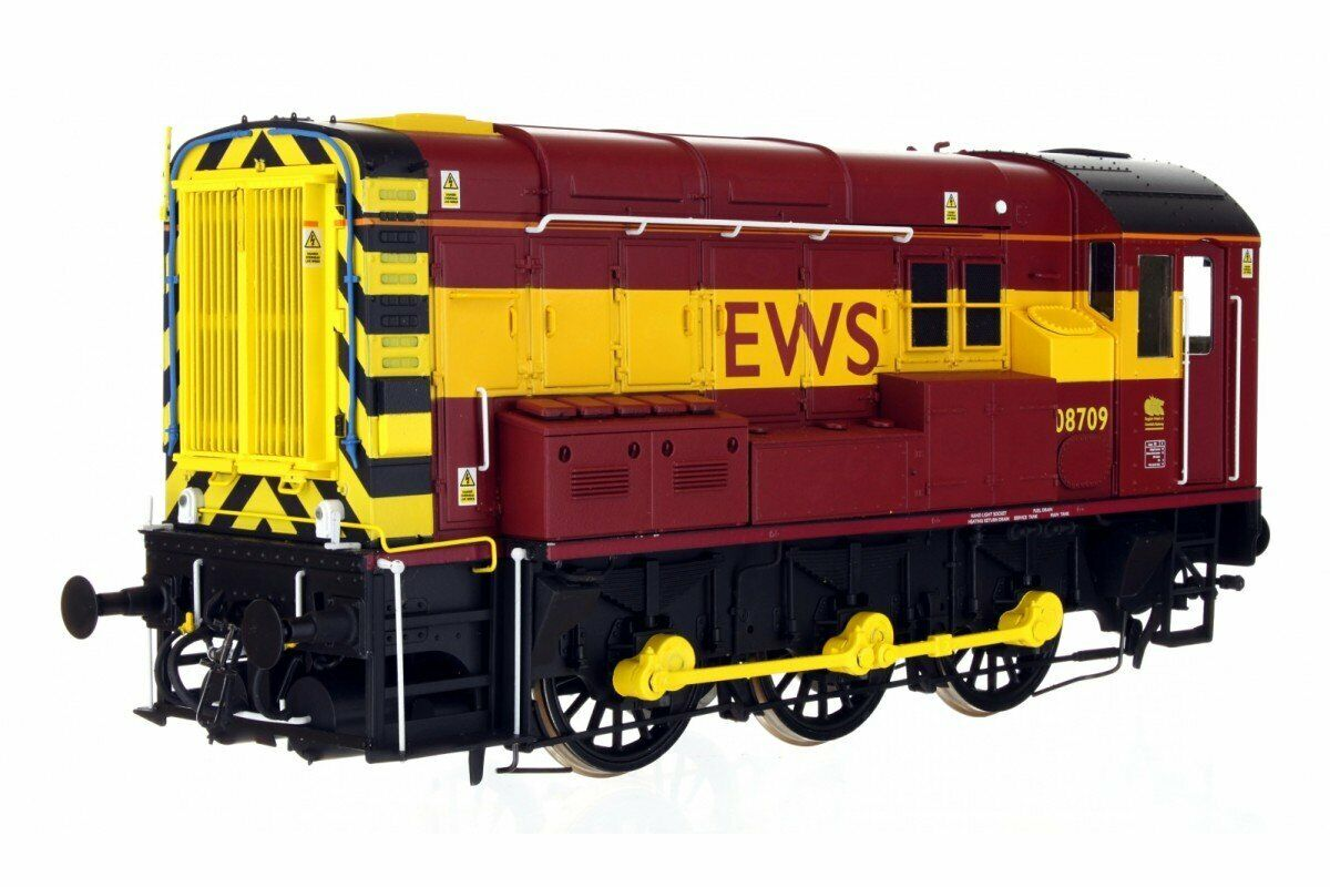Dapol 7D008017 O Gauge EWS classe 08 No 08709