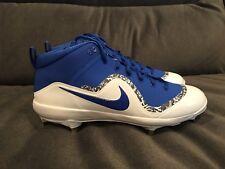 797349f5656 item 6 Nike Force Air Trout 4 Pro Baseball Cleats Blue 917920-444 Mens Size  11 New -Nike Force Air Trout 4 Pro Baseball Cleats Blue 917920-444 Mens  Size 11 ...