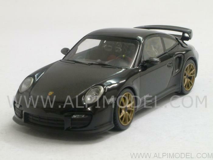 Porsche 911 997 II GT2 RS 2010 nero 1 43 MINICHAMPS 400069402