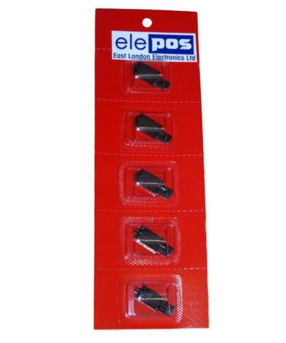 5 pack-ink Roller per adattarsi SHARP xe-a107 BIANCO CASH REGISTER