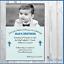 10 PERSONALISED CHRISTENING INVITATIONS CARD BOY GIRL CHRISTENING INVITE CARDS