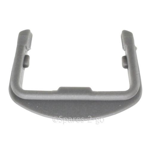 2 x front rail cap fin pour Lave-vaisselle LAMONA gris en plastique Runner caps extrémités
