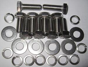Hi-Tensile Steel MGB Steering Rack Fitting Bolts