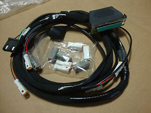 big dog motorcycles main wiring harness 2004 chopper oem ebay rh ebay com big dog wiring harness plug n play big dog wiring harness for sale