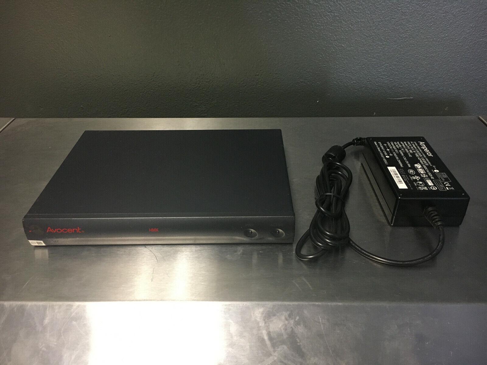 Avocent HMX 1070 User Station Transmitter 620-353-512 W/ AC ADAPTER