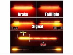 48- LED Bar Brake Tail Light & Left / Right Turn Signal Lamp for Suzuki Motor