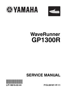 New-Yamaha-Waverunner-GP1300R-Repair-Service-Manual-2004-2005-LIT-18616-02-44