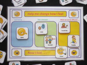 Aidez-moi à changer mon sentiment face aux émotions Autisme