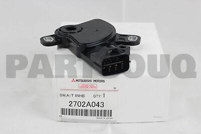 MR983147 Genuine Mitsubishi SWITCH,A//T CASE INHIBIT