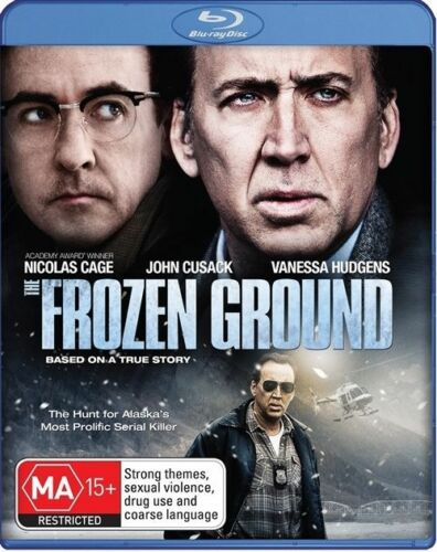 1 of 1 - The Frozen Ground (Blu-ray, 2013)
