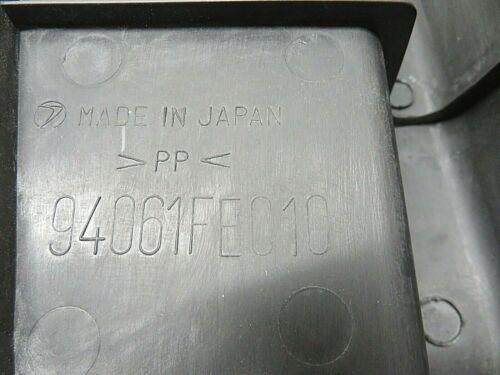 2002-2007 Subaru Impreza WRX STI Rear Door Sill Trim Left Driver LH OEM 02-07