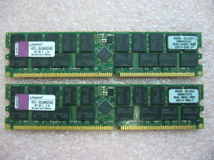QTY-1x-2GB-Module-Kingston-KTC-DL580G2-8G-PC-1600R-ECC-Registered-Server-memory