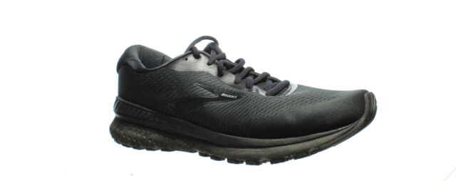 Brooks Mens Adrenaline Gts 20 Black/Grey Running Shoes Size 11 (2E) (1405056)