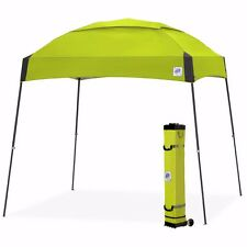E-Z UP Dome Instant Shelter 10u0027x10u0027 Canopy Pop Up Tent With Vented -  sc 1 st  eBay & E-z up 10x10 Ft. Dome Canopy Limeade 10 X 10 | eBay