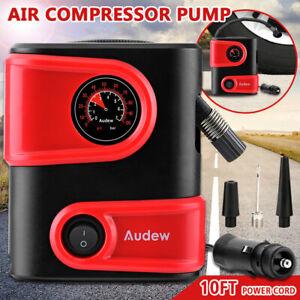 Audew-12V-150PSI-Cordless-Tyre-Inflator-Portable-Compressor-Digital-Car-Air-Pump