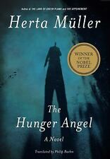 The Hunger Angel: A Novel-ExLibrary