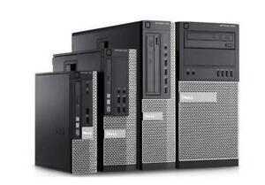 Dell Optiplex 9020 780 7010 790 i5 13,Core2 Duo 745  Desktop computer systems store warranty Ontario Preview