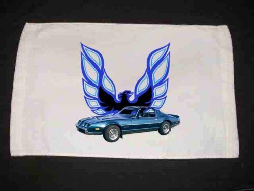 1980 Pontiac Firebird many to choose from Formula,and  Trans AM Hand Towel!