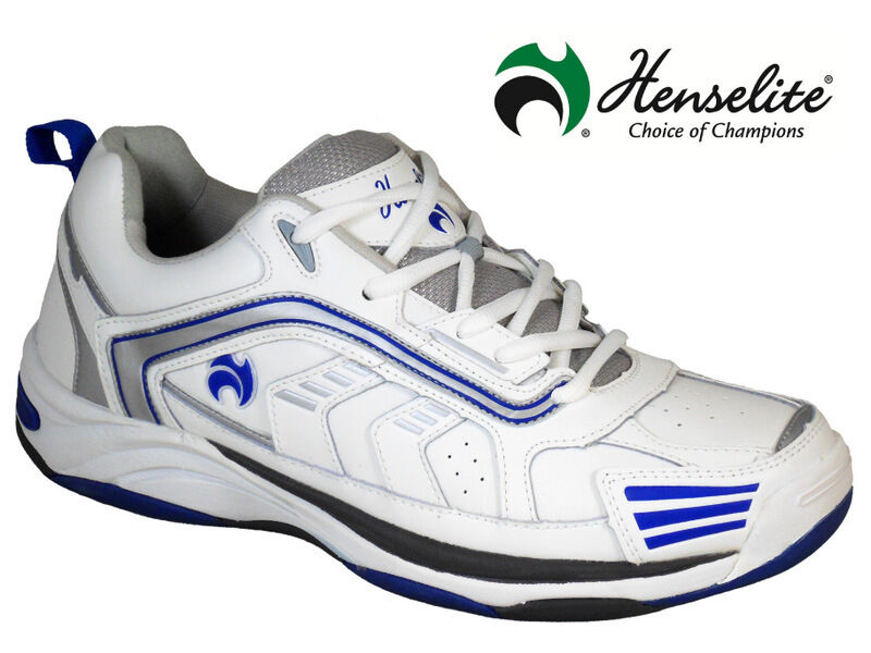 Henselite MPS44 Leather Lawn Bowls shoes