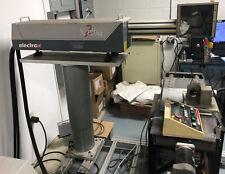 Electrox Scriba 2 Yag Laser Engraver Power Supplyheadcooler For Partsrepair