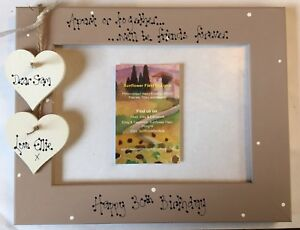Image Is Loading 7x5 034 Personalised Best Friend Friendship 40th 30th