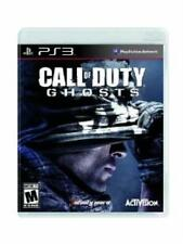 Call of Duty: Ghosts (Sony PlayStation 3, 2013)