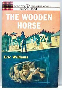 Details About The Wooden Horse By Eric Williams 1963 Vintage Paperback Wwii Pow Escape