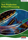 Heinemann Text Production and Word Processing Level 1 Student Book by Sharon Spencer (Mixed media product, 2004)