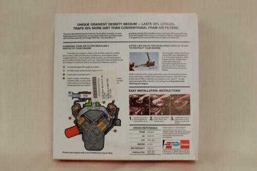 2940-00-350-9316 Fram Extra Life CA303 Air Filter NEW!