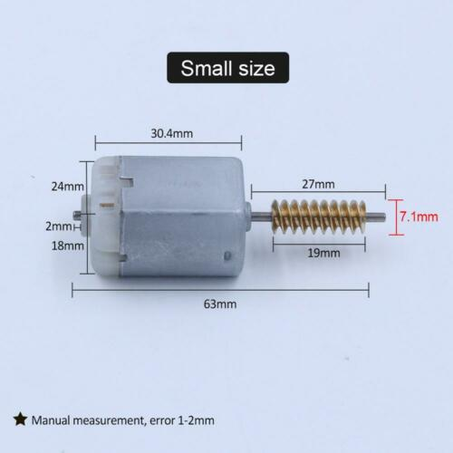 Car Door Lock Actuactor Motor For BMW MINI Cooper R50 R52 R53 R55 R56 R57 R58