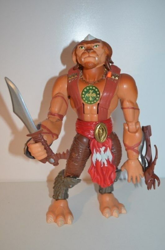 001 Small Soldiers Talking Archer figure with electronic sounds & lights 30cm