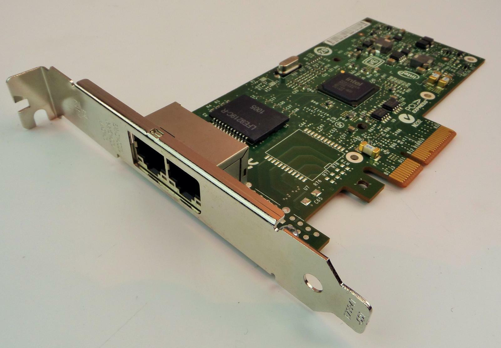 49Y4232 IBM PCI-E Dual Port Gigabit Network Adapter Card