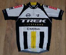 item 3 Trek Radioshack Bontrager rare cycling jersey size M -Trek  Radioshack Bontrager rare cycling jersey size M 9b6b02c80