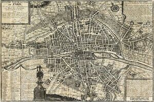 Details about GIANT 1705 PLAN DE PARIS CITY WALL MAP OLD HISTORIC ANTIQUE on giant helmet, nashville city map, attack on titan city map, vampire city map, dwarf city map, giant san francisco, giant home, river to river trail map, giant alarm clock, giant hair dryer, red river city map, garden of the gods map, castle rock map, chain o'lakes map, casablanca city map, goblin city map, to kill a mockingbird city map, star wars city map, big city map, europe city map,