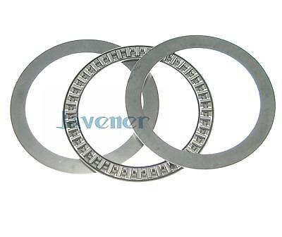 70mm(ID) x 95mm(OD) Thrust Needle Roller Bearing Each With Two Washers