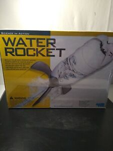 NEW-4M-Science-in-Action-WATER-ROCKET-Kit-4605-Educational-Homeschool
