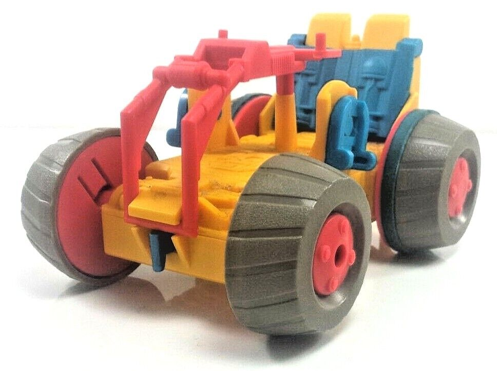 Rumbler G1 Action Master near Complete, vehicle, robot, claws (WORKING) [AMRU51]