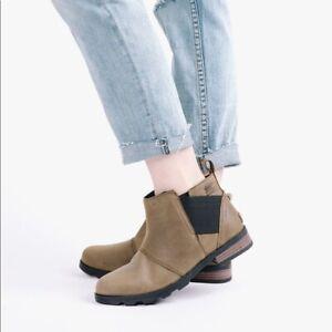 Sorel Emelie Chelsea Ankle Leather