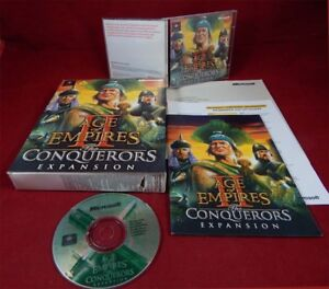 Age-of-Empires-2-II-The-Conquerors-Microsoft-2000