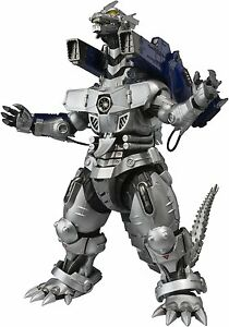 NEW S.H.MonsterArt<wbr/>s Godzilla X Mechagodzilla MSF-3 KIRYU Action Figure BANDAI