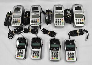 Lot-of-8-Fast-Data-Credit-Card-Terminals-FD35-FD50Ti-FD100Ti