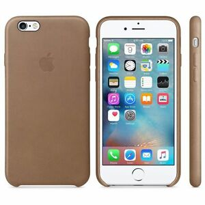iphone 6s case brown leather