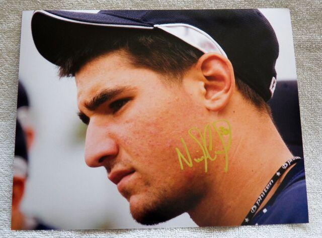 Detroit Tigers Nick Castellanos Signed 8x10 Photo Auto