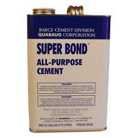Barge Super Bond Cement (1 Gallon)