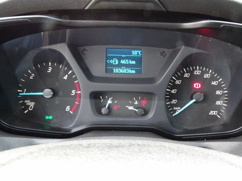 Ford Transit 350 L2 Chassis 2,2 TDCi 125 Trend H1 FWD - billede 5