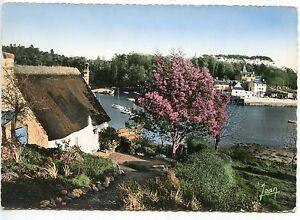 Details Sur Carte Postale Postcard L Aven A Rosbras Pres De Pont Aven Finistere