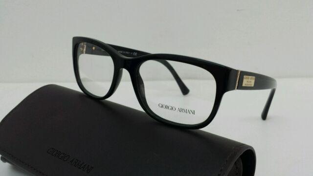 Occhiale da vista Giorgio Armani AR7003 5001 nero black eyeglasses sehbrille man SkoppKc2b