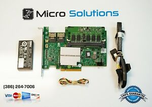 Dell 450-14709 Perc H700 6gb/s Sas Raid Controller W/512mb Cache Kit Complet Oexjvige-07165715-641499797