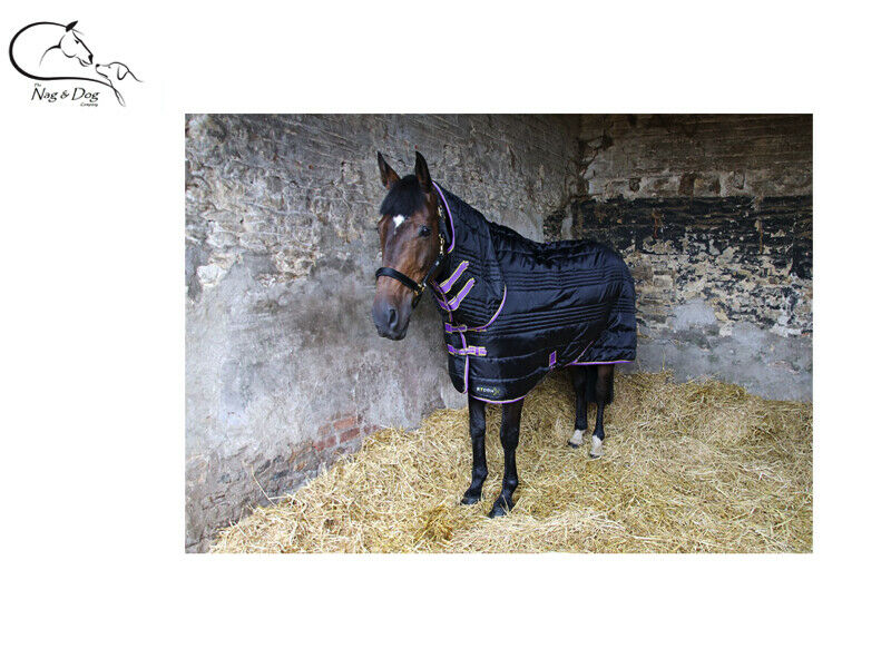 StormX Original 200g Fixed Combi Neck Horse Stable Rug Free Delivery